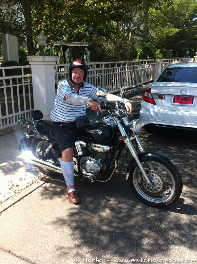 Chiang Mai Easy Riders 80 2500