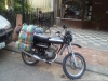 On the road in Laos 73 095735