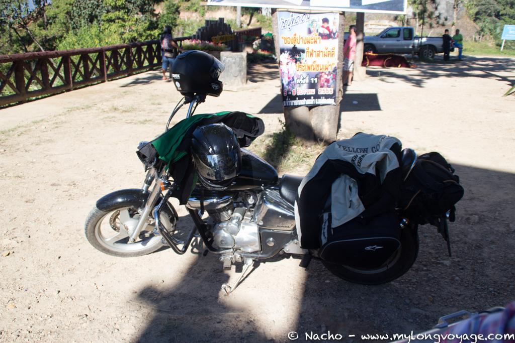 Chiang Mai and the Mae Hong Son Hook 25 3889