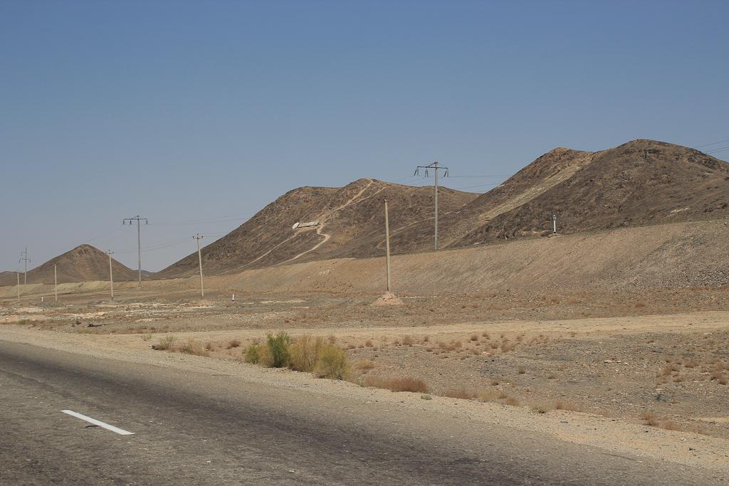 Desert roads of Uzbekistan 25 1192