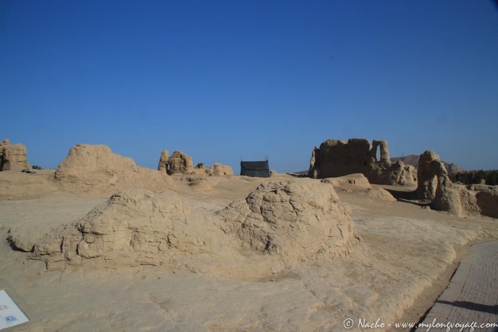 Jiaohe ruins 01 2385
