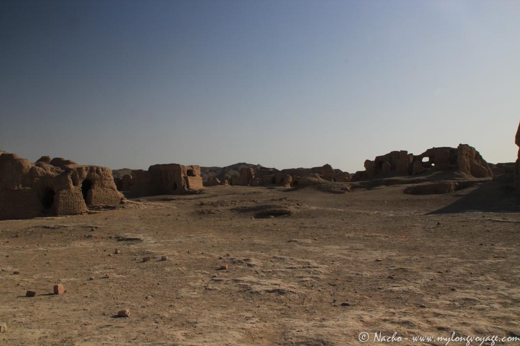 Jiaohe ruins 05 2391