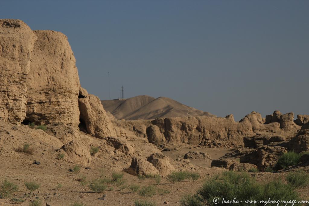 Jiaohe ruins 08 2398