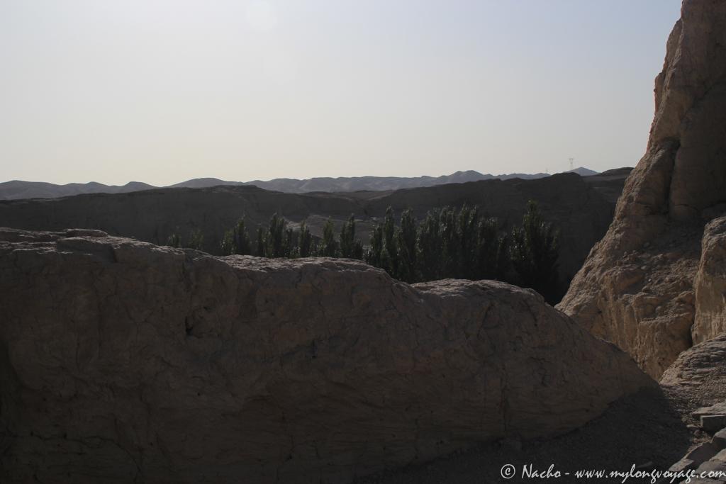 Jiaohe ruins 11 2404