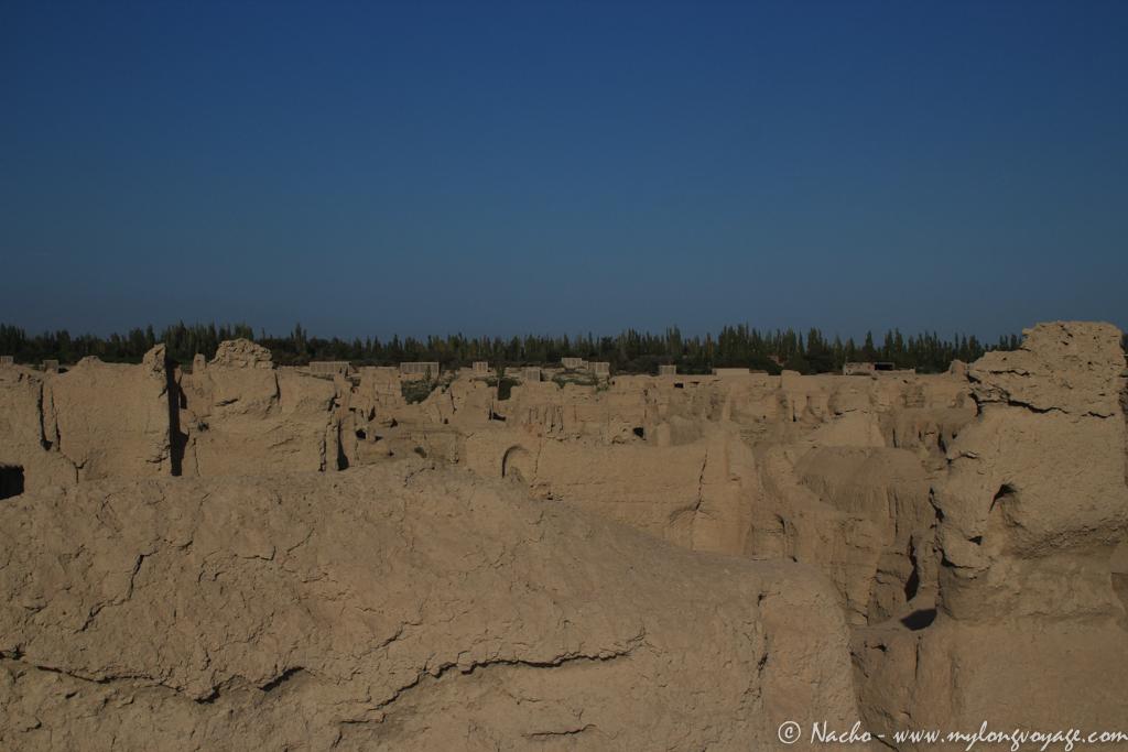 Jiaohe ruins 13 2406