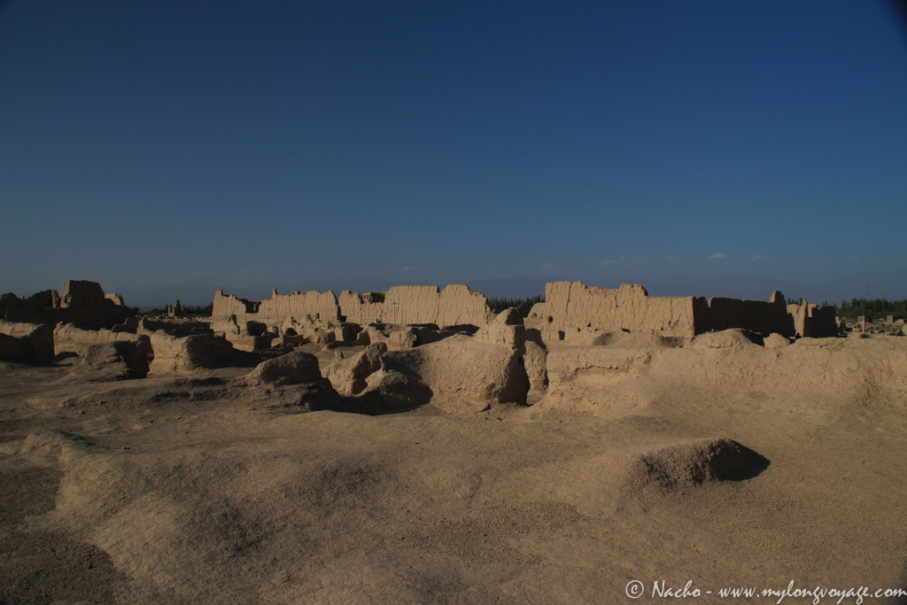 Jiaohe ruins 14 2407