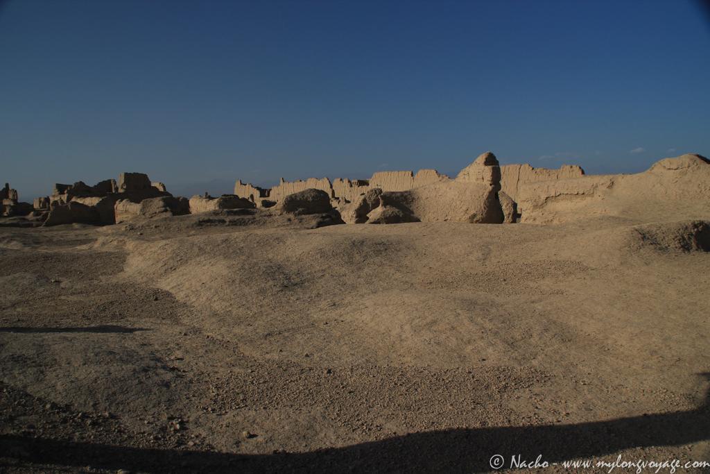 Jiaohe ruins 15 2408