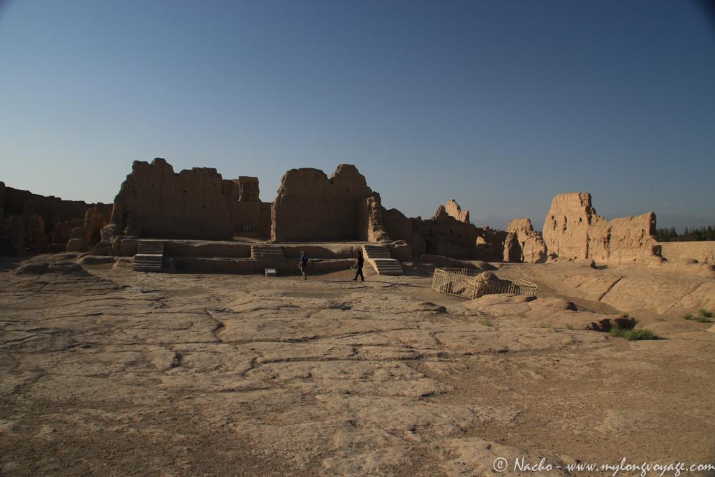Jiaohe ruins 17 2410