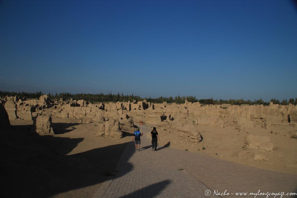Jiaohe ruins 20 2414