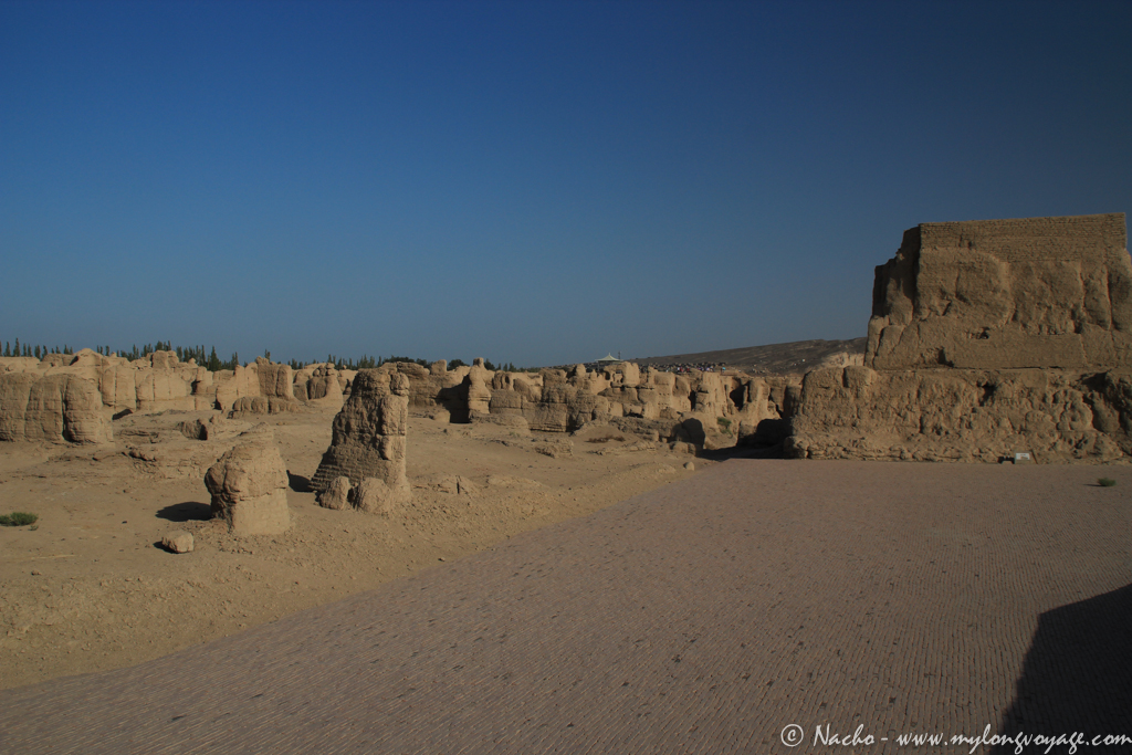 Jiaohe ruins 21 2415