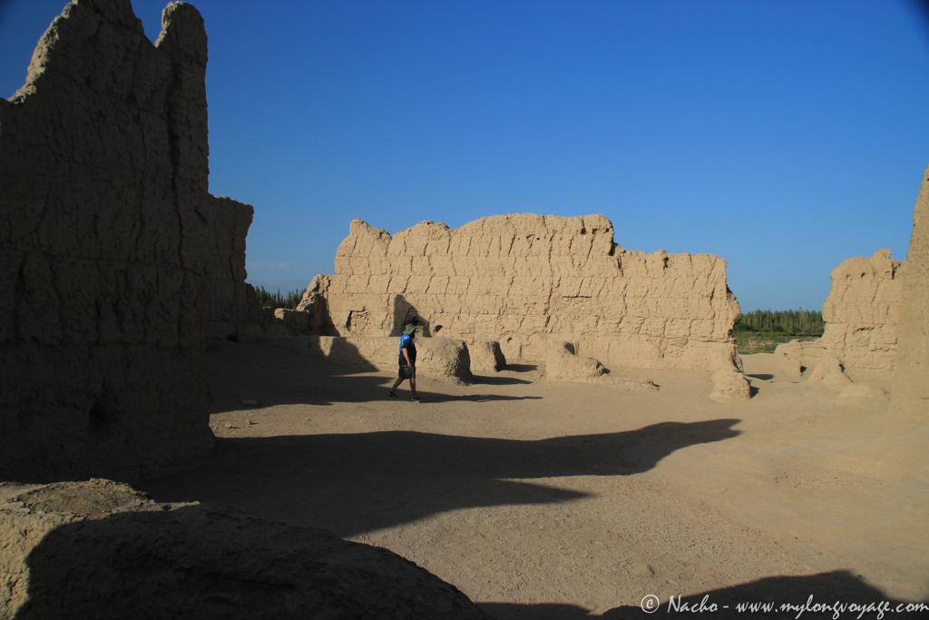 Jiaohe ruins 26 2423