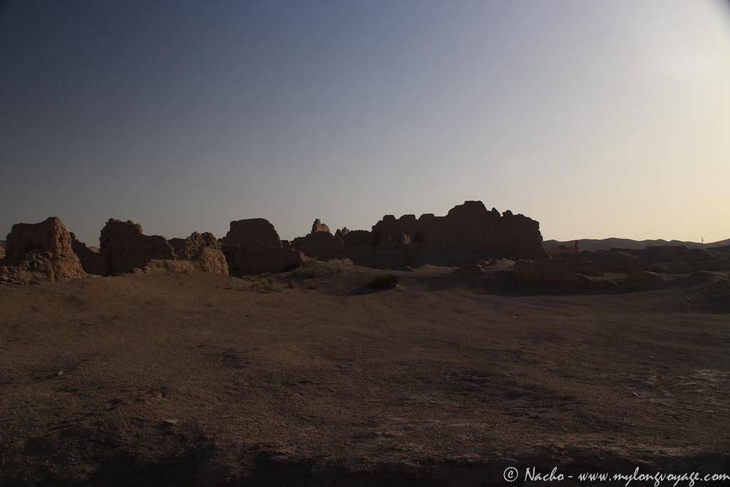 Jiaohe ruins 33 2432