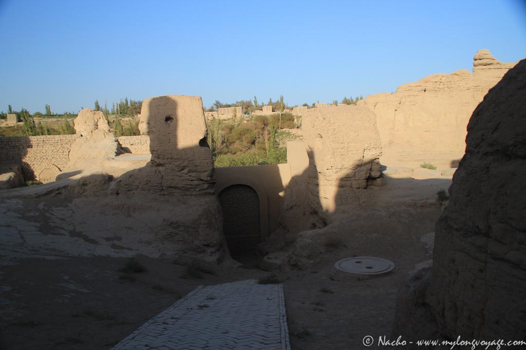Jiaohe ruins 35 2434