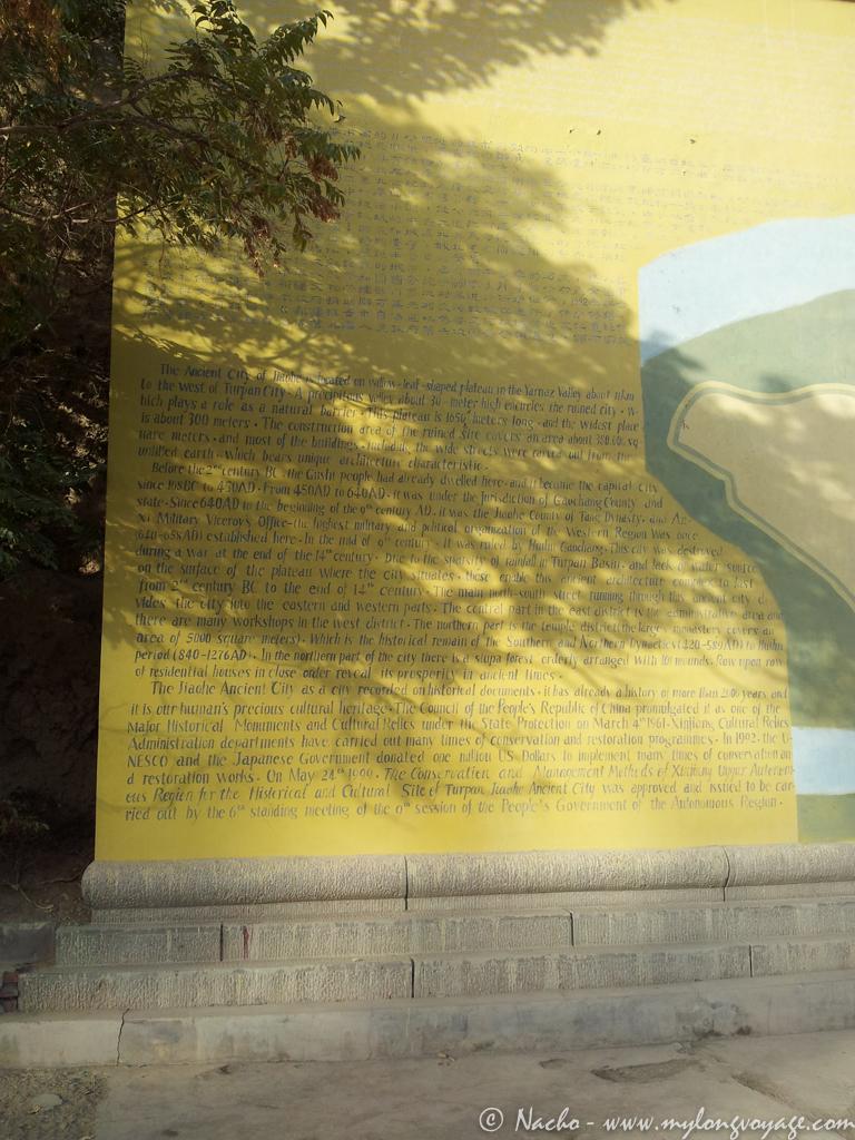 Jiaohe ruins 37 59