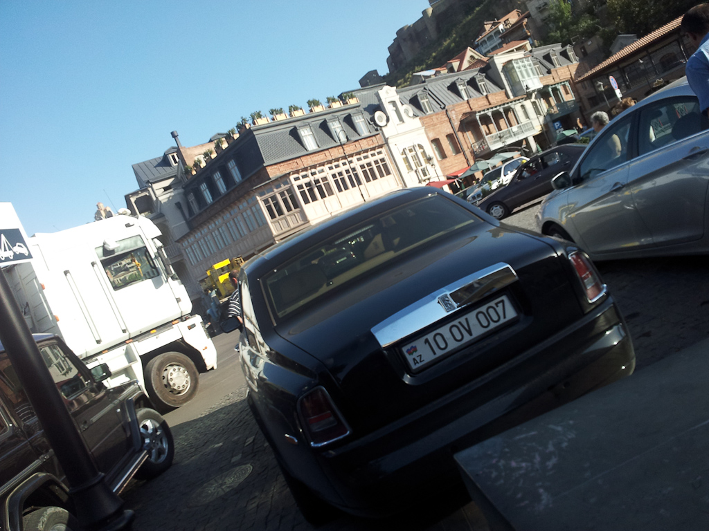 Tbilisi 31 08