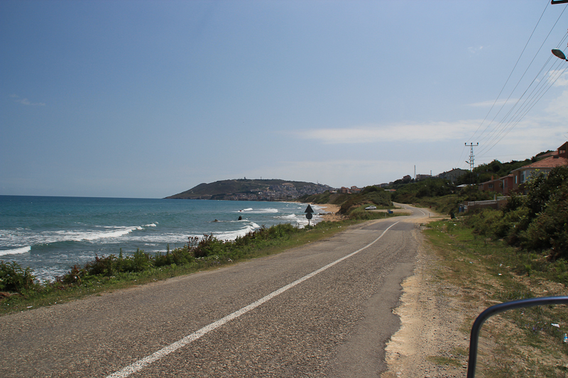 The Black Sea road 001 0884