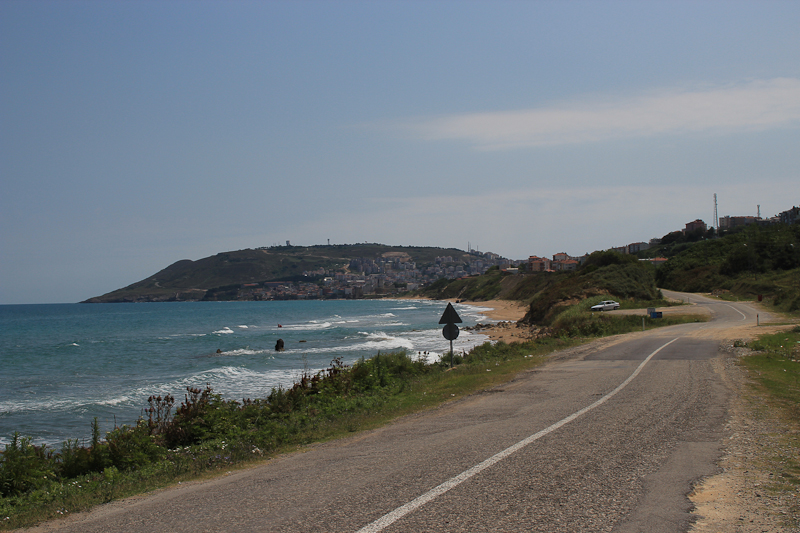 The Black Sea road 002 0886