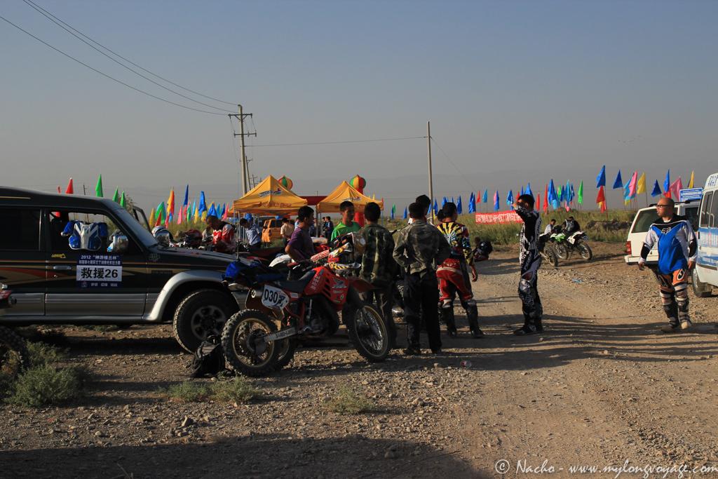 Turpan Motocross Race 01 2202