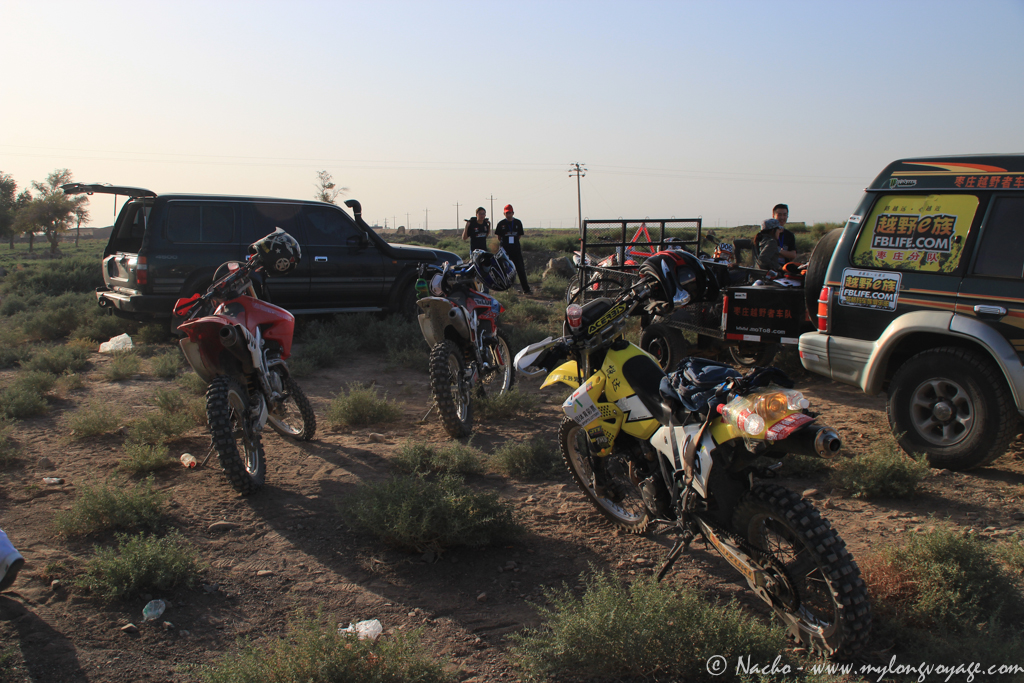 Turpan Motocross Race 02 2203