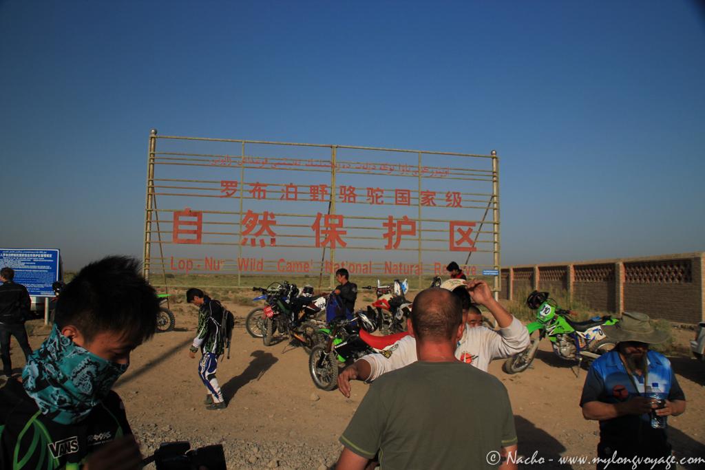 Turpan Motocross Race 07 2209