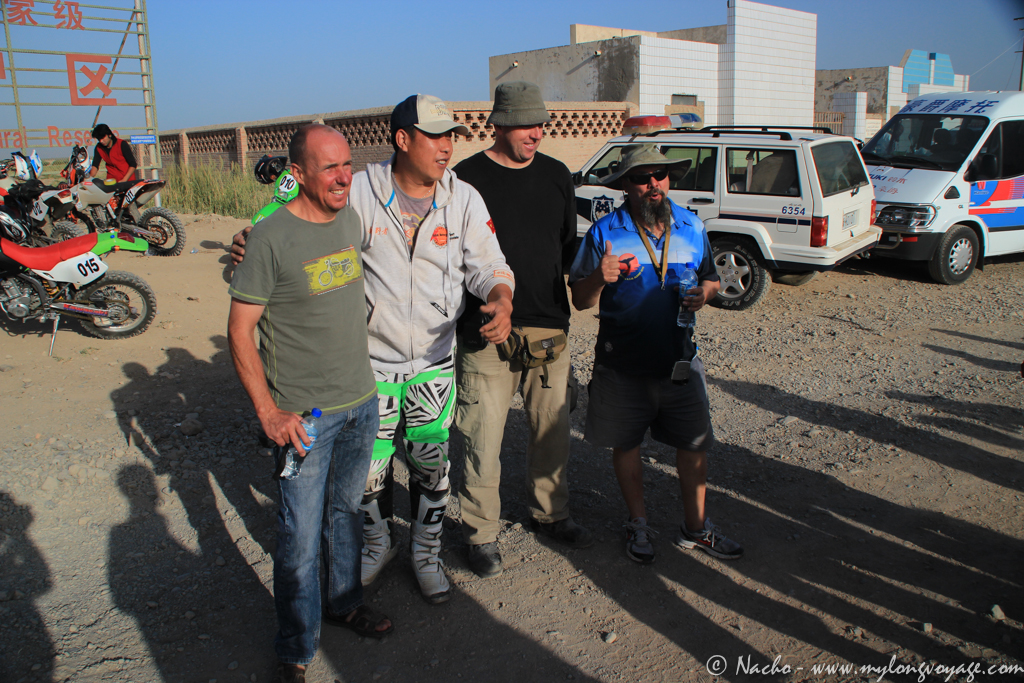 Turpan Motocross Race 08 2210