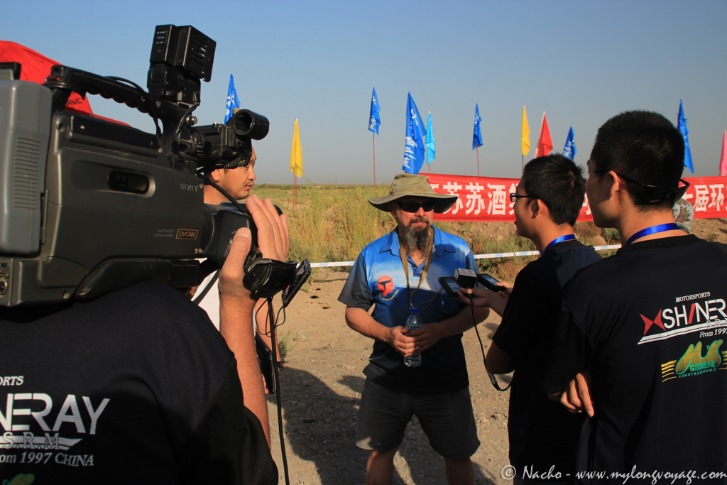 Turpan Motocross Race 09 2211
