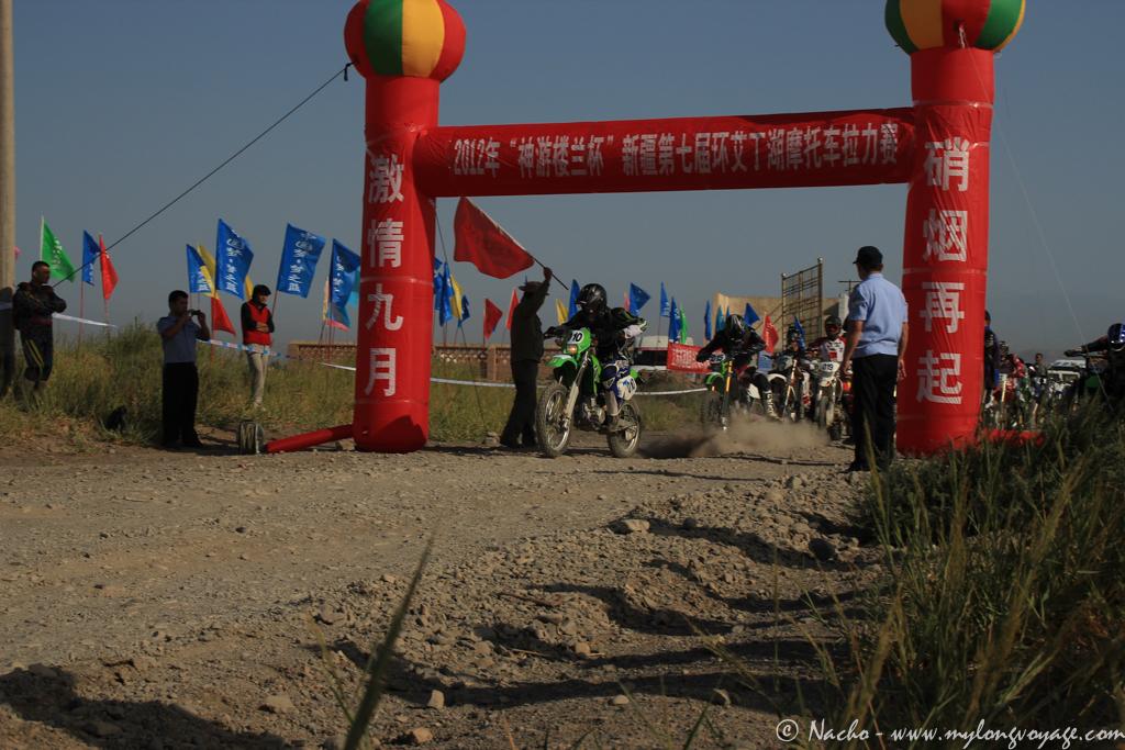 Turpan Motocross Race 15 2219