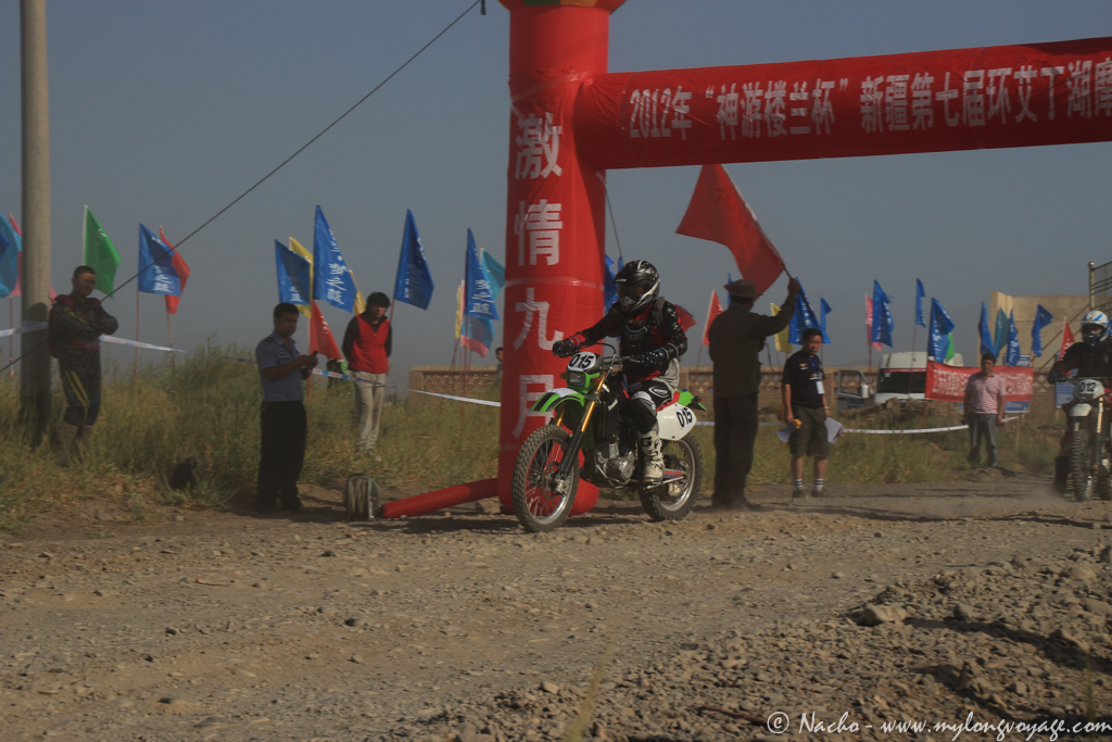 Turpan Motocross Race 21 2230