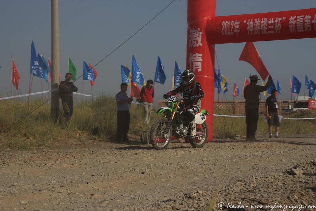 Turpan Motocross Race 22 2231