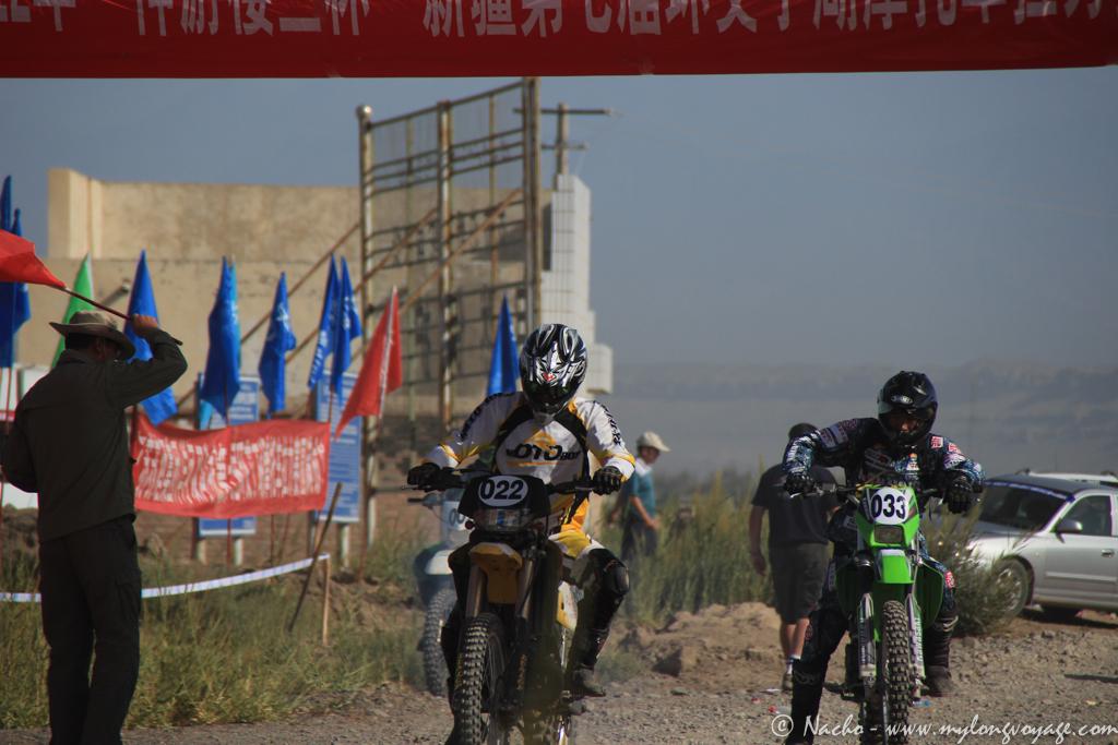 Turpan Motocross Race 46 2297