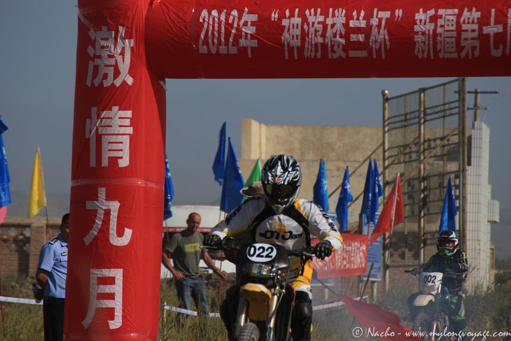 Turpan Motocross Race 50 2302