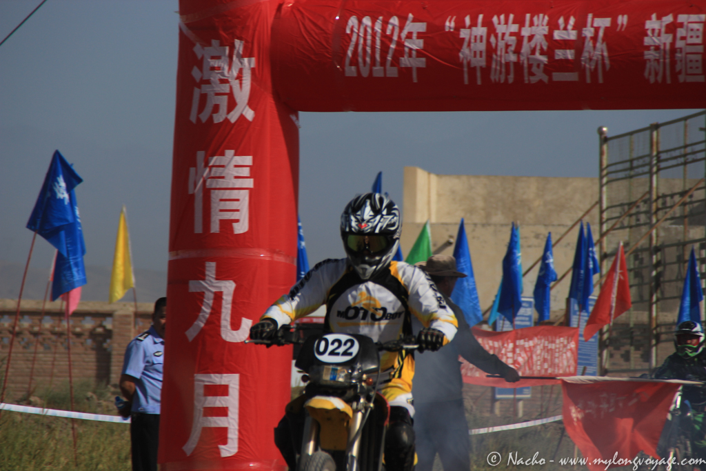 Turpan Motocross Race 51 2303